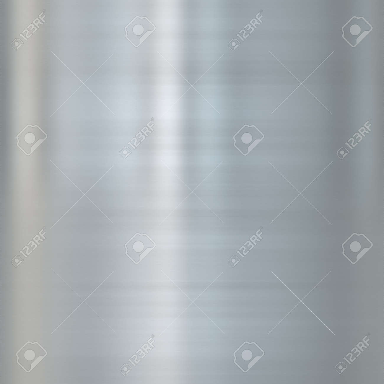very finely brushed steel metal background texture Stock Photo - 2918950