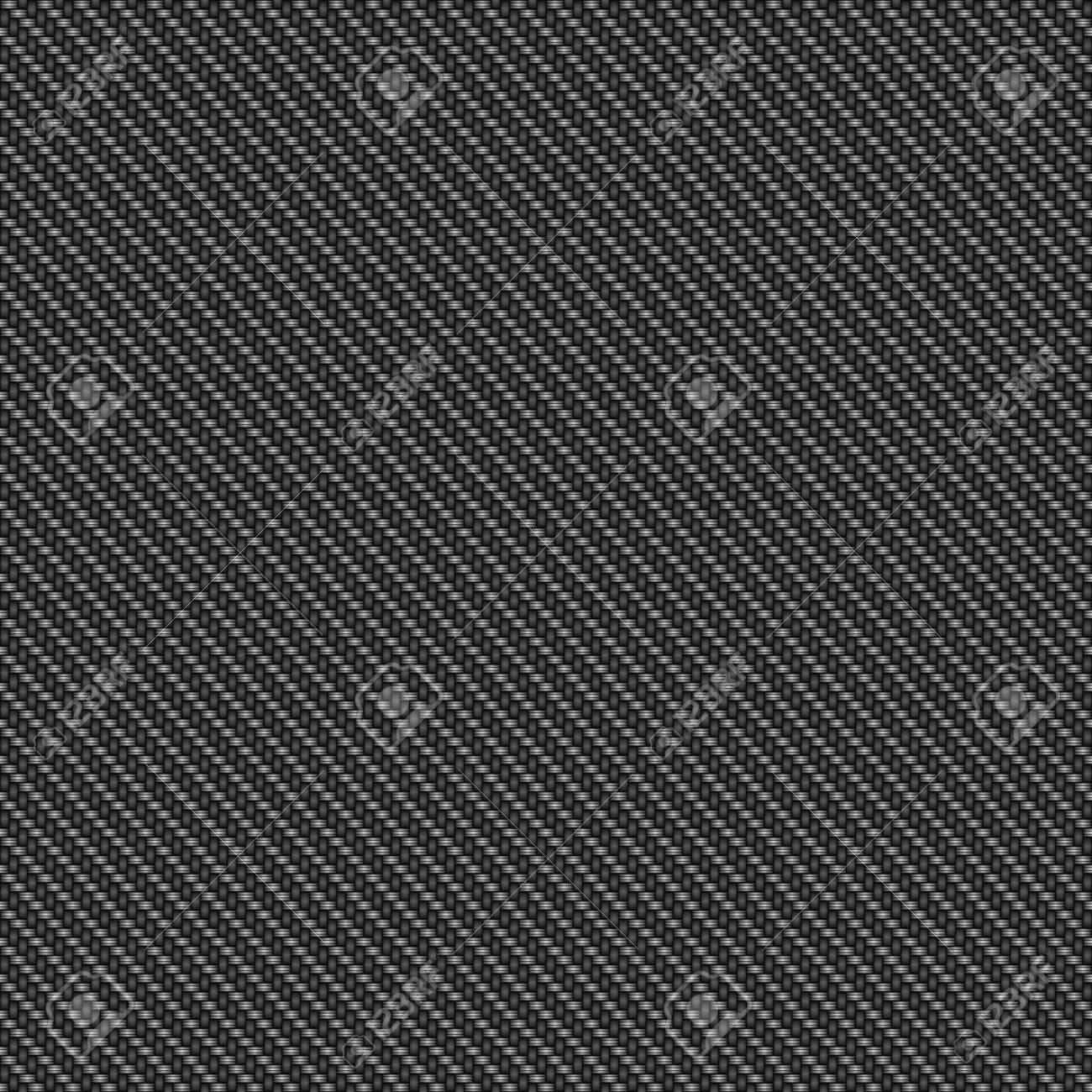 great background image of closeup carbon fiber Stock Photo - 6640545