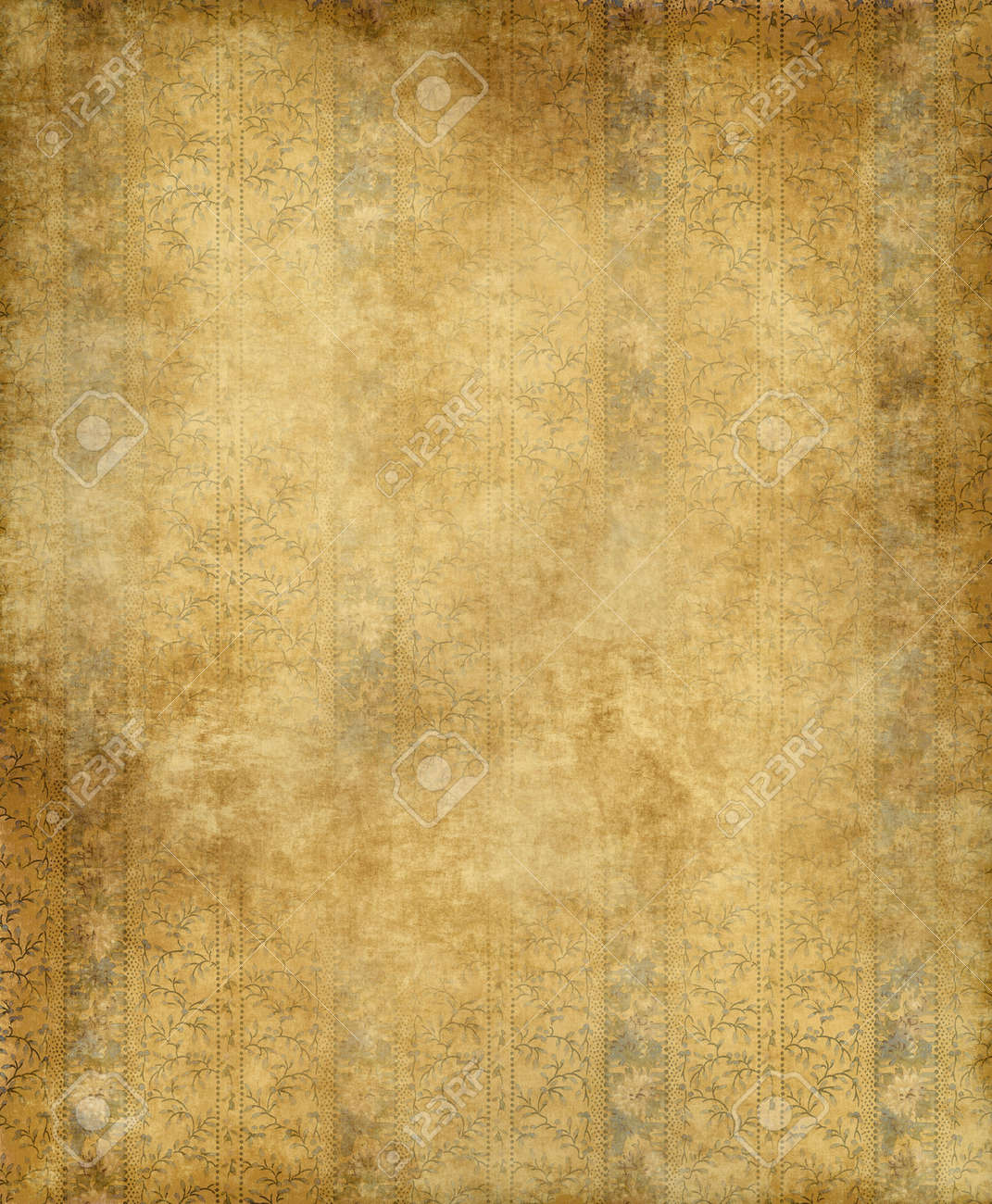 Brand-new Large Old Paper Or Parchment Background Texture Stock Photo  XZ02