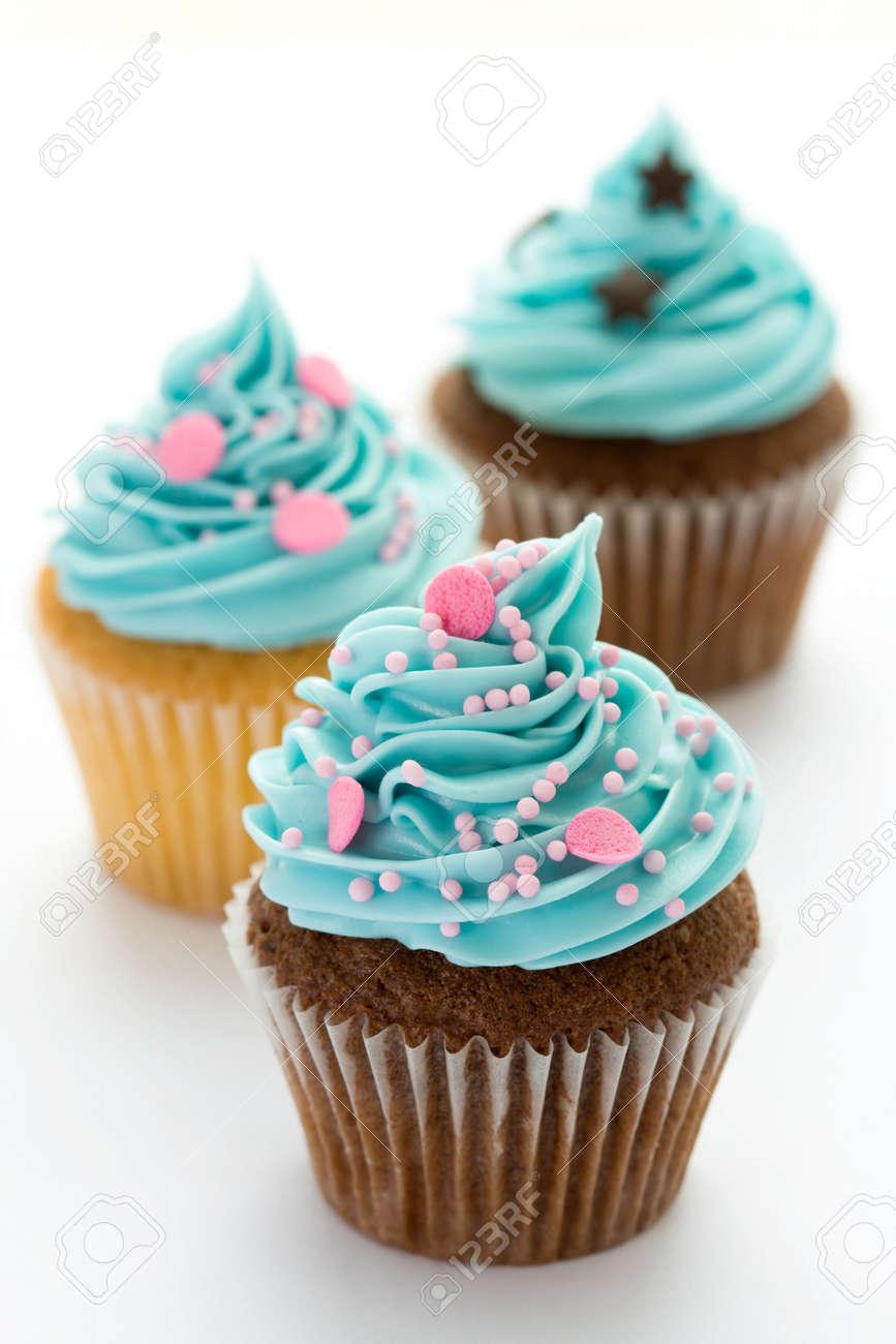 Cupcakes Stock Photo - 4462833