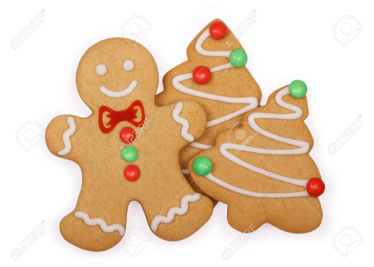 Gingerbread cookies Stock Photo - 5705984