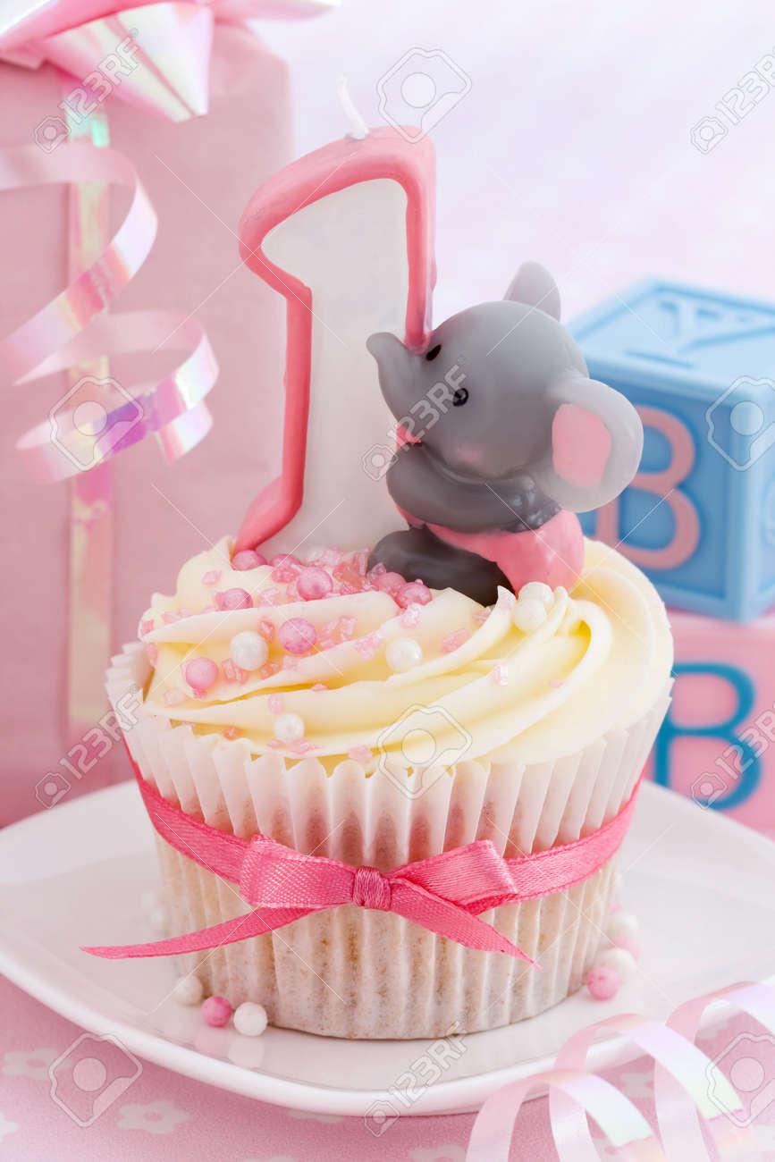 Baby's first birthday Stock Photo - 5723749