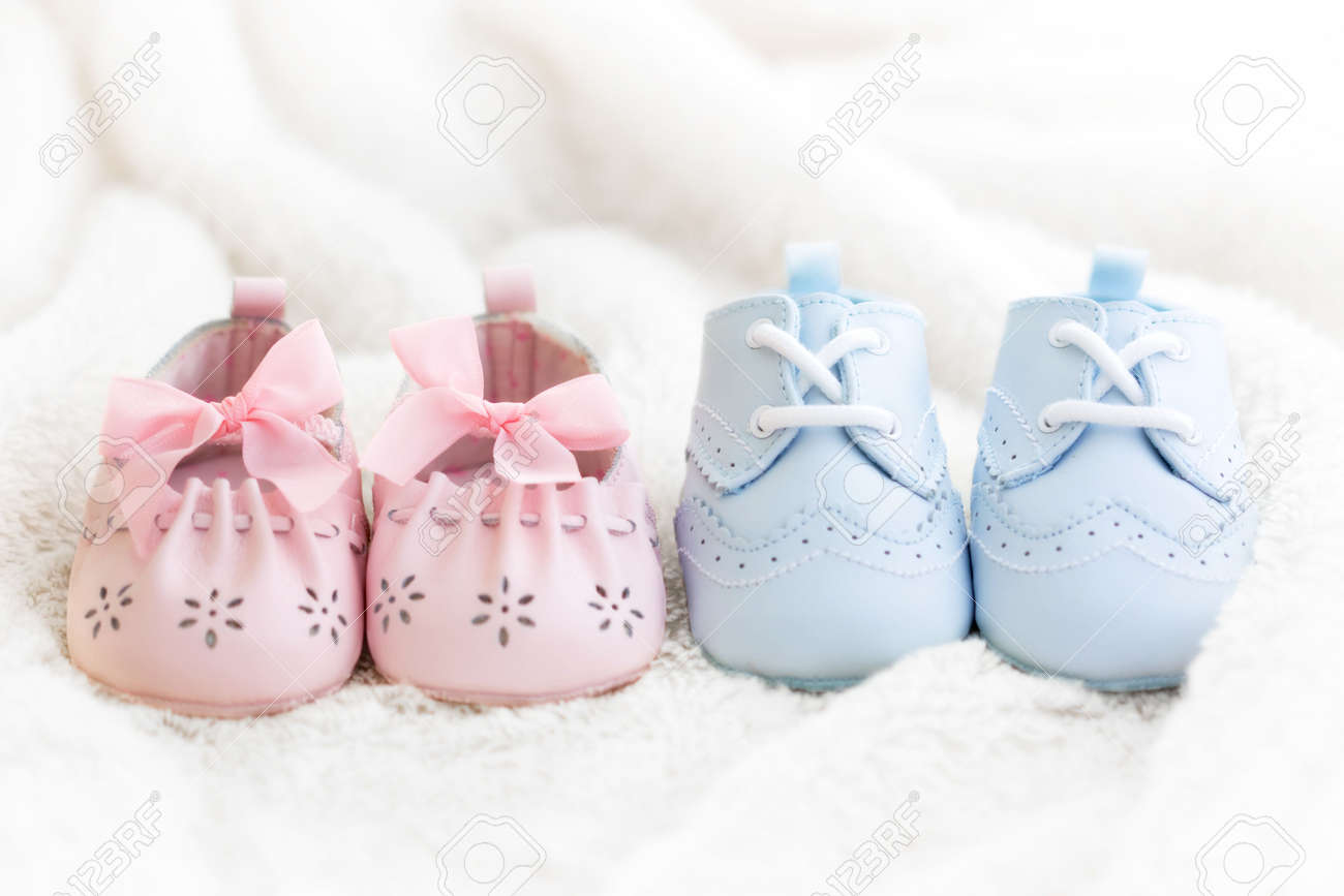 Baby shoes Stock Photo - 6288446
