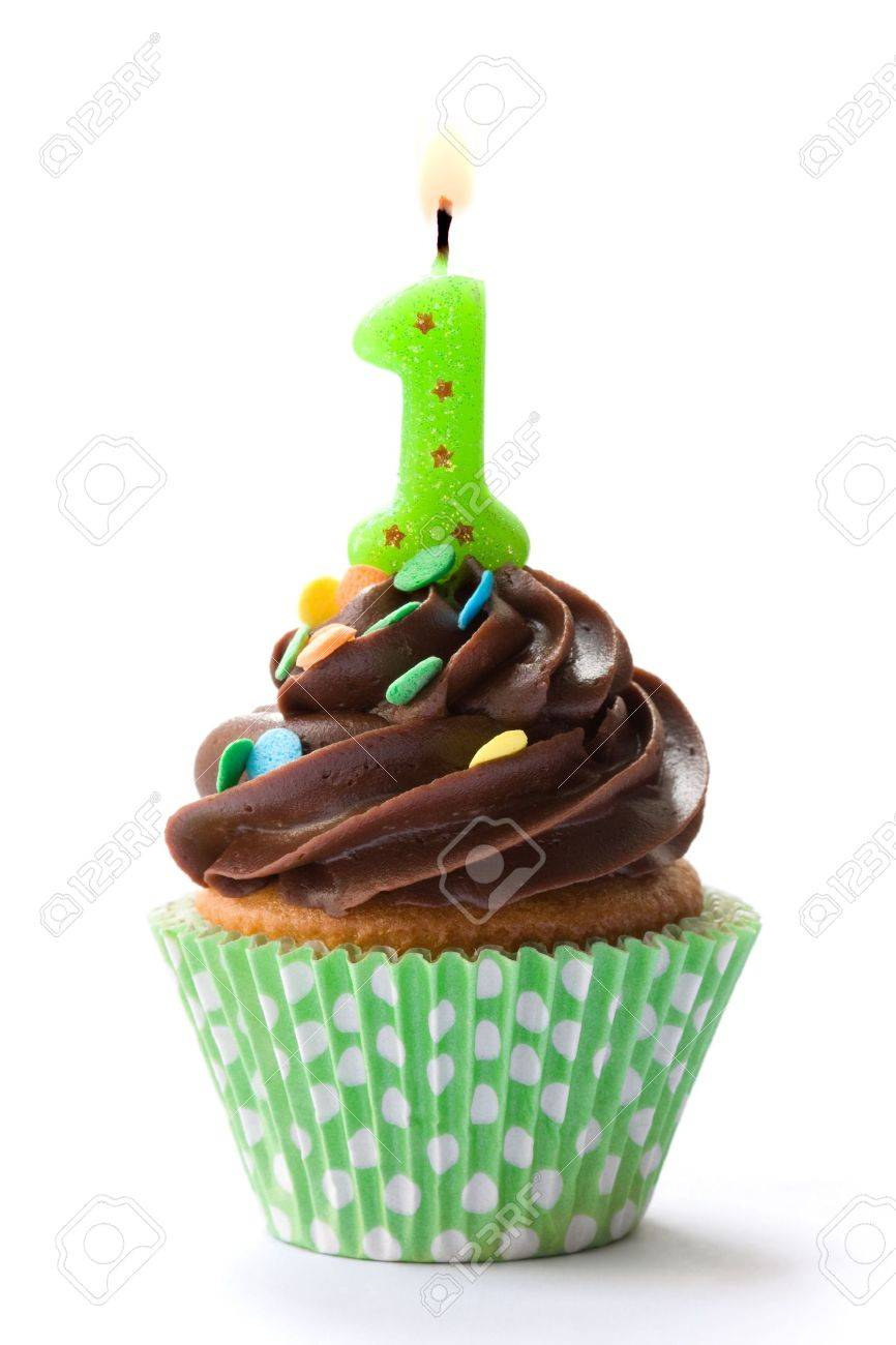 Birthday Cupcake Png