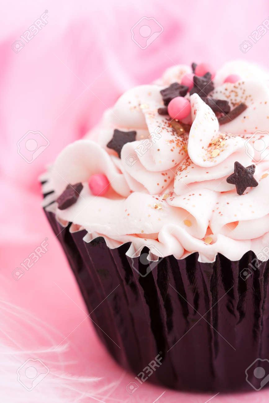 Party cupcake Stock Photo - 7741068