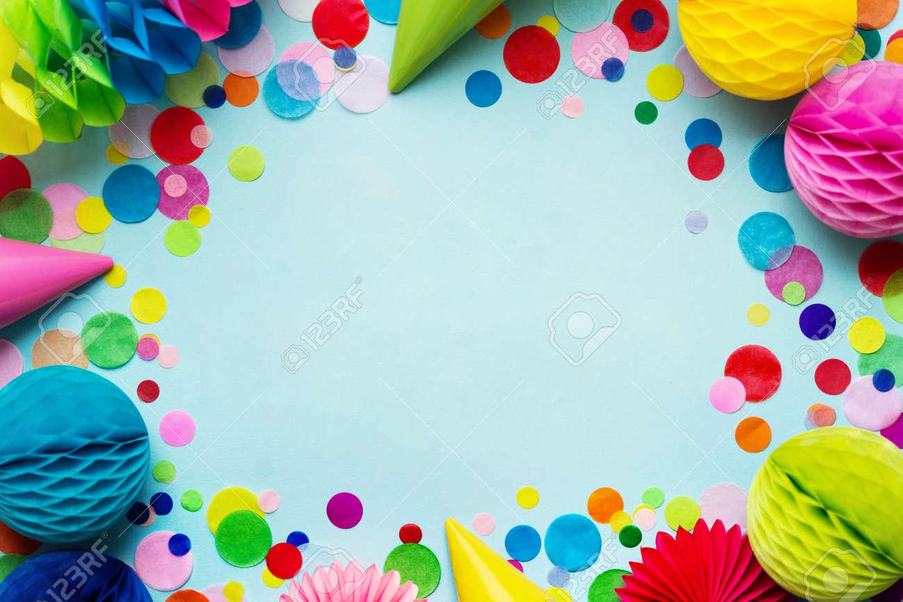 Birthday party background - 68930981