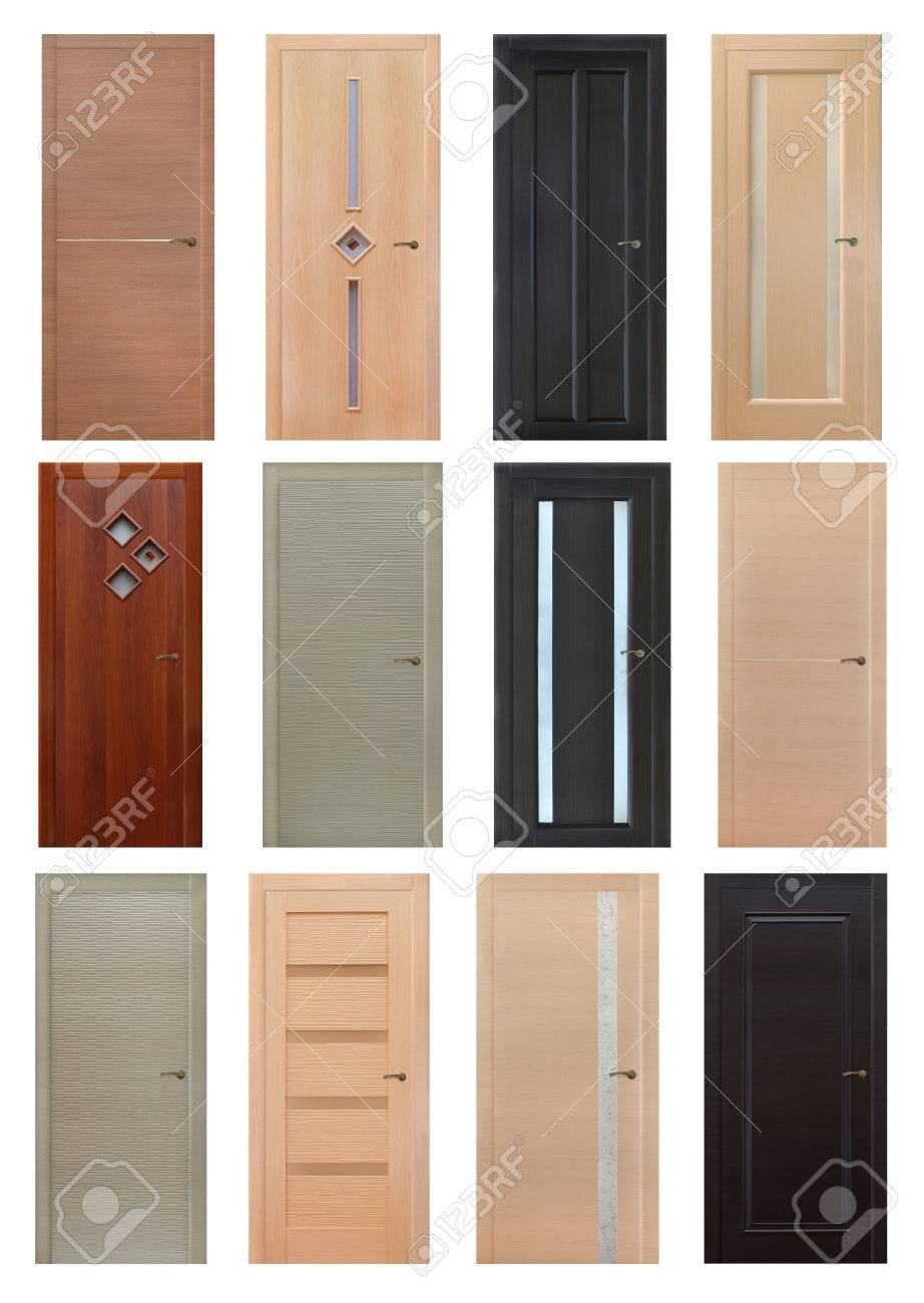 Stock Photo - indoor doors isolated & Indoor Doors Isolated Stock Photo Picture And Royalty Free Image ... Pezcame.Com