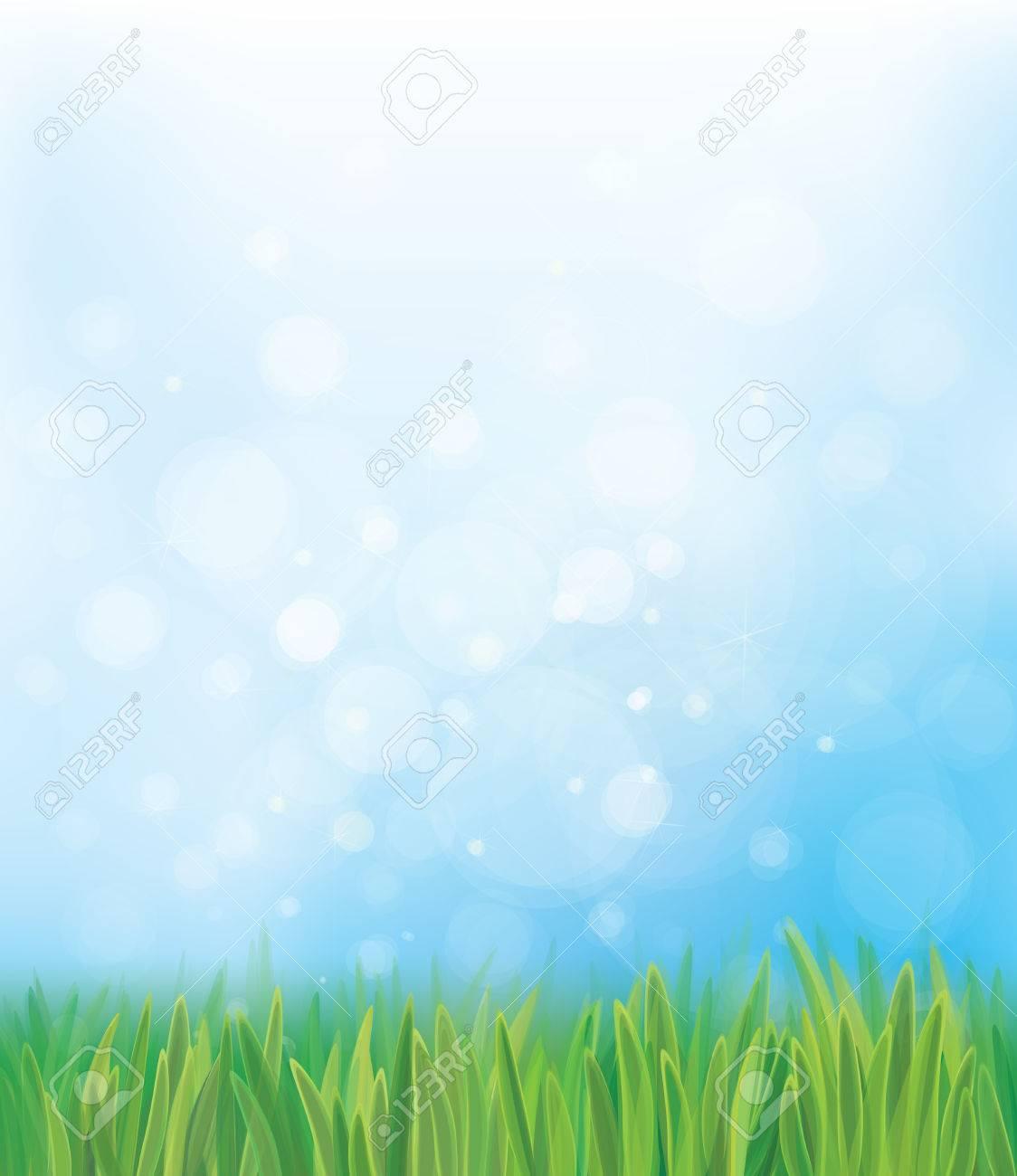 Download 7300 Background Blue Nature HD Paling Keren