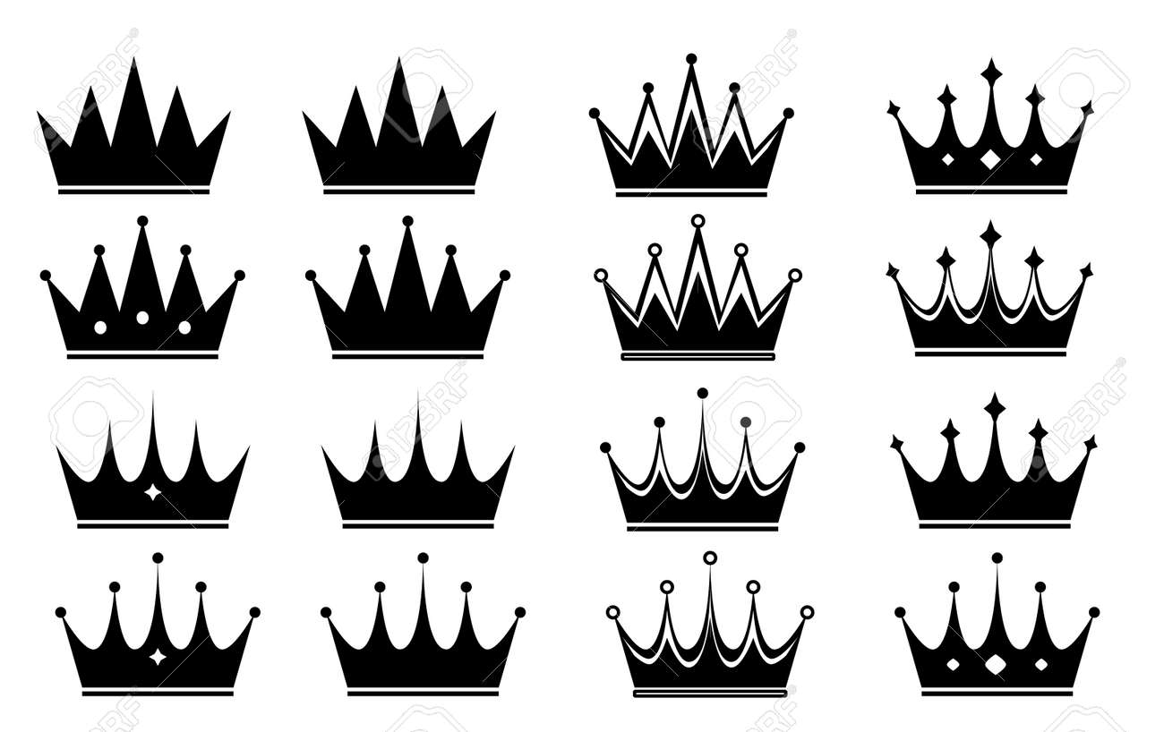 Crown Royalty Free Cliparts, Vectors, And Stock Illustration ...