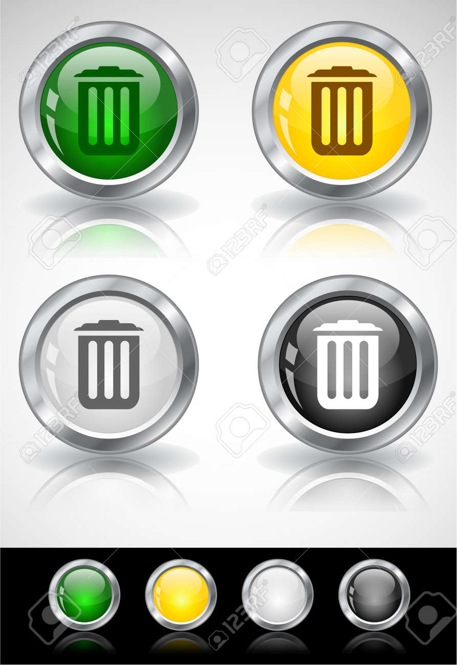 Web buttons Stock Photo - 7288054