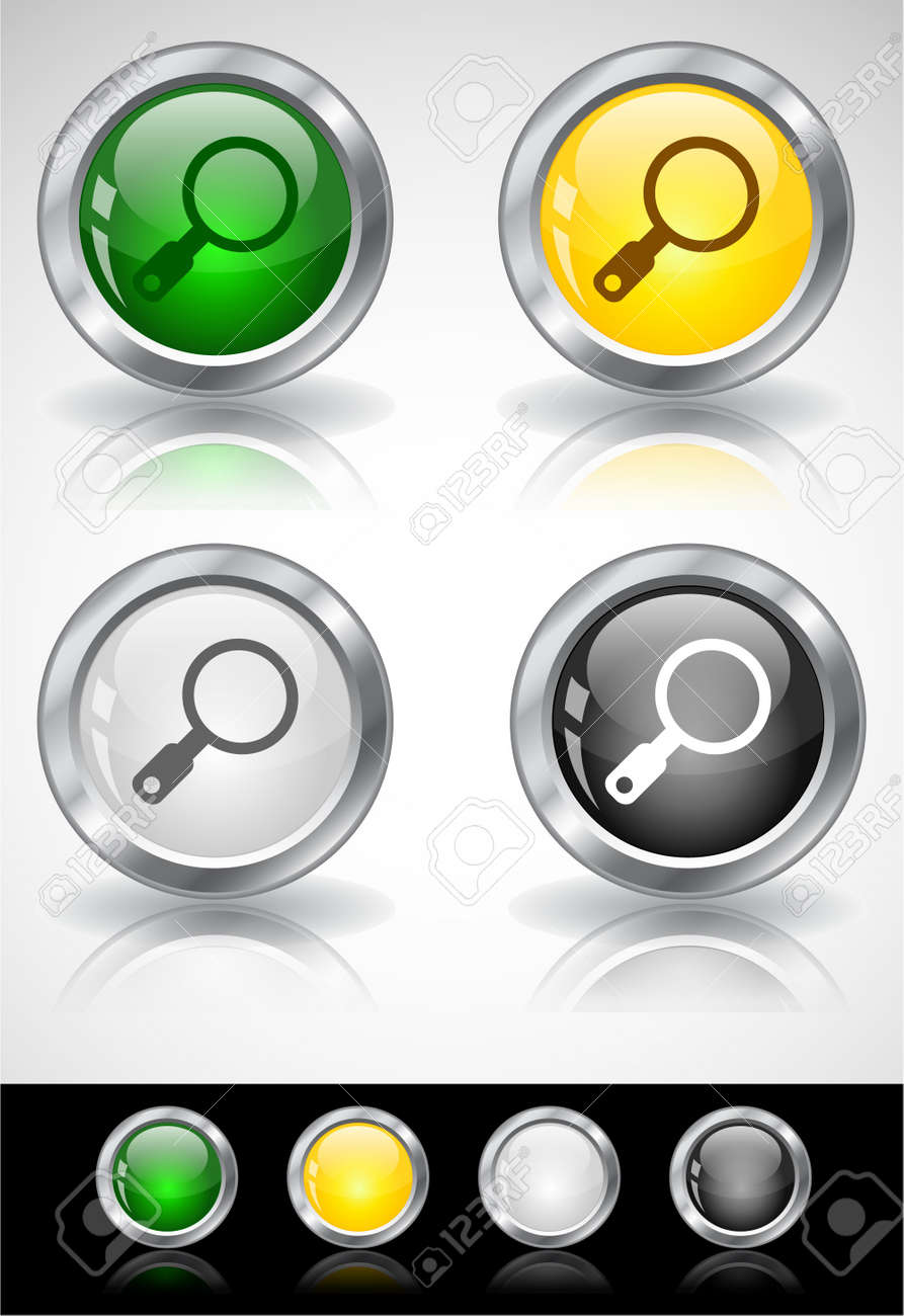 Web buttons Stock Photo - 7288059