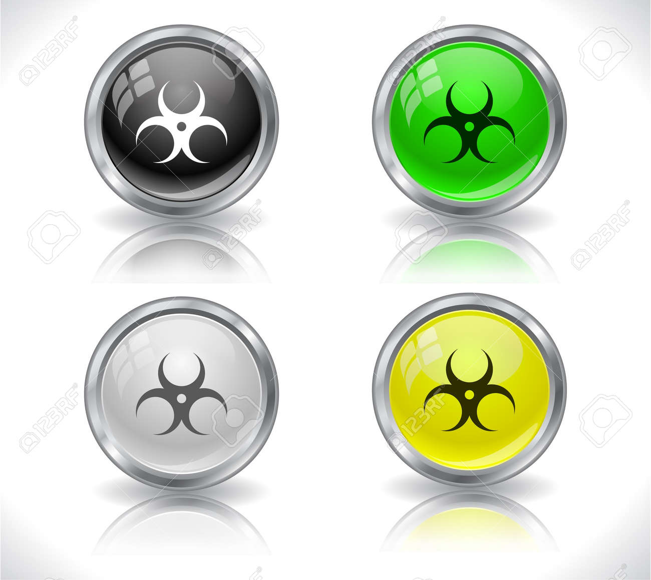 Buttons for web. Stock Photo - 7910329