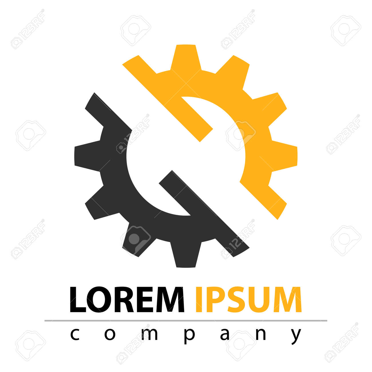 Manufacture, construction, factory manufactory - flat icon Vector eps 10 - 87566507