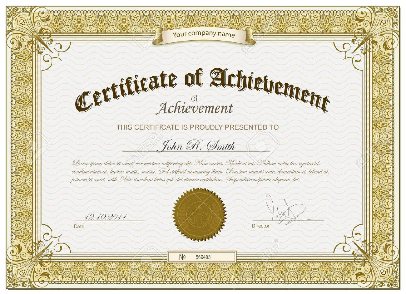 certificate frame stock photos images royalty free certificate
