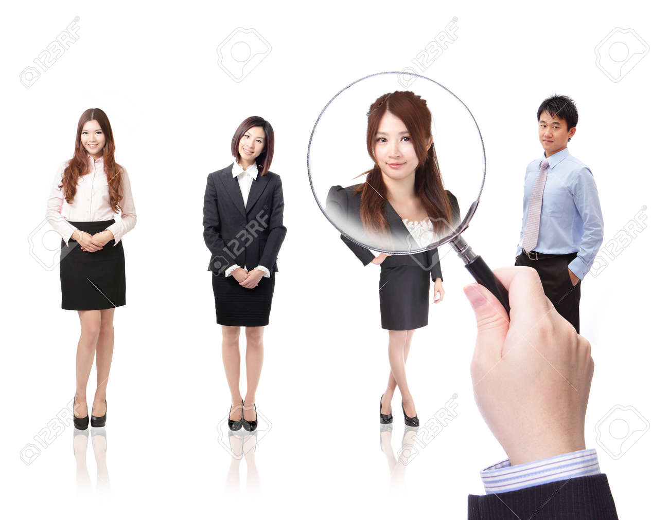 find the best candidates images stock pictures royalty find the best candidates human resources concept choosing the perfect candidate for the job