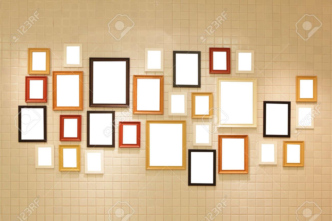 Marco De Fotos, Galería De Fotos De Arte En La Pared. Copiar Gran ...