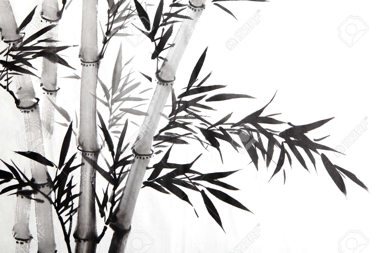 https://previews.123rf.com/images/ryanking999/ryanking9991307/ryanking999130700026/20620617-bamboo-leaf-traditional-chinese-calligraphy-art-isolated-on-white-background-.jpg