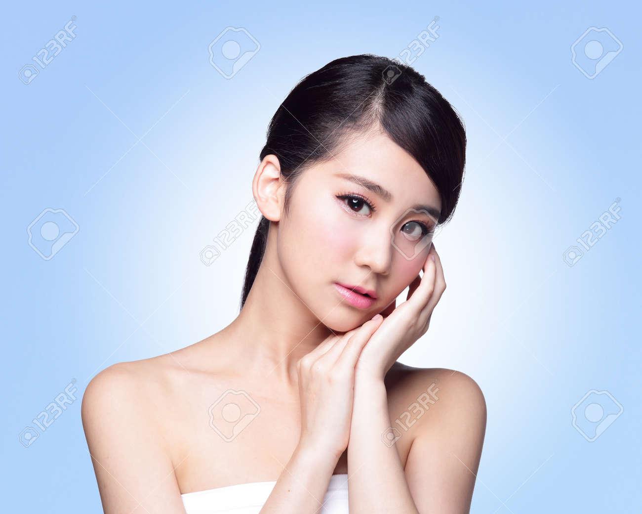 Косметика для азиатской кожи
