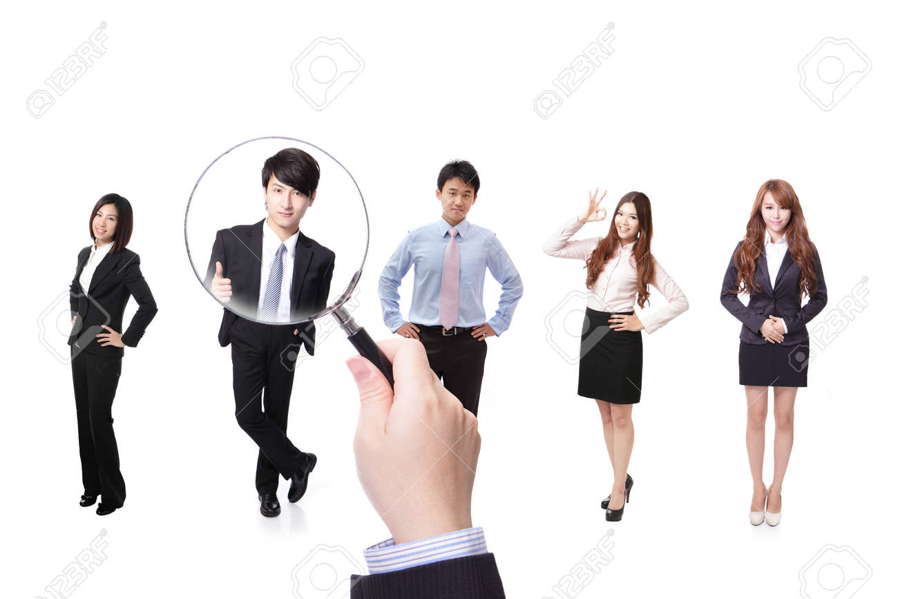 find the best candidates images stock pictures royalty find the best candidates human resources concept choosing the perfect candidate for the job model