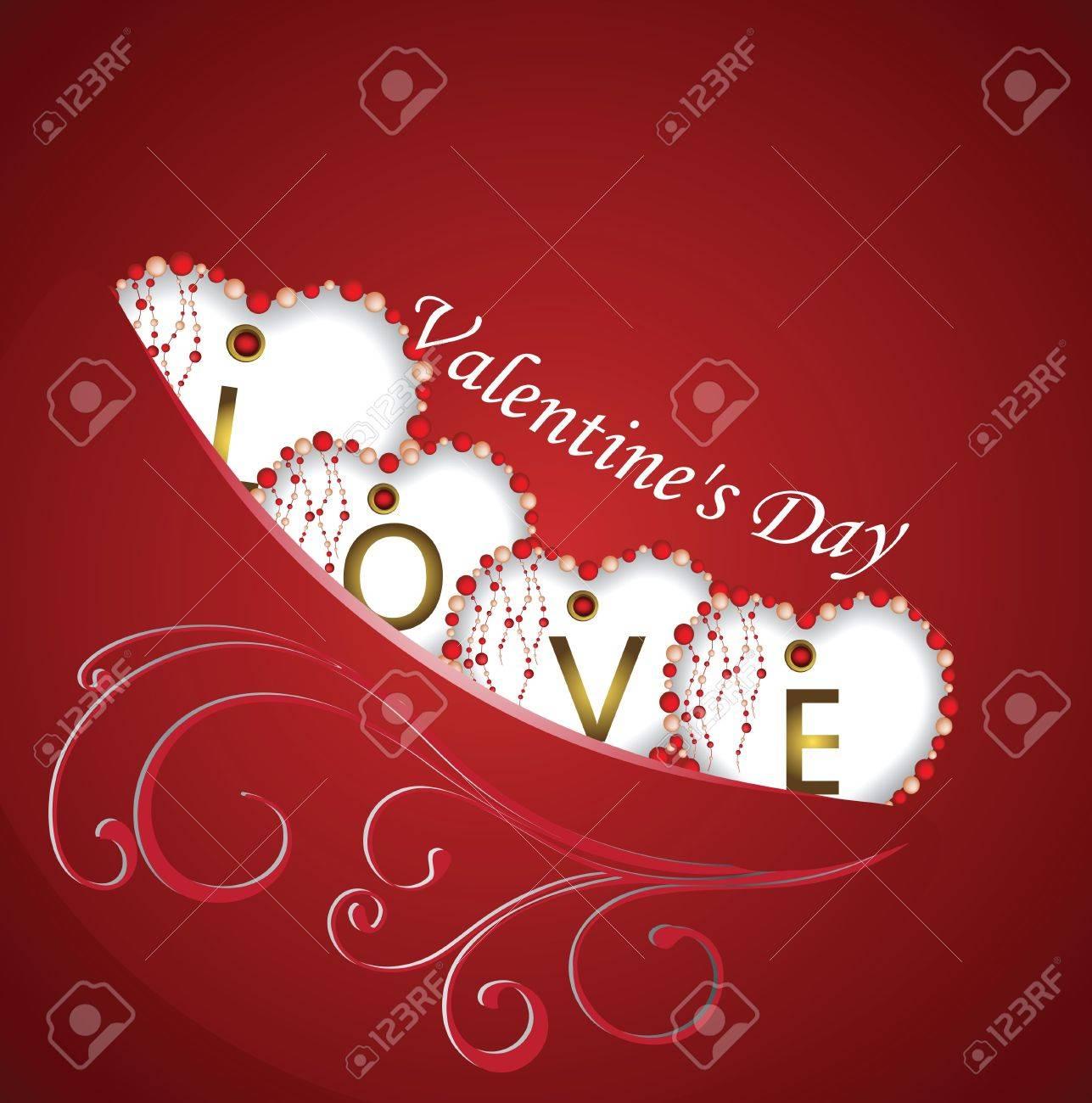 Letter to St  Valentine  Valentine Stock Vector - 17272408