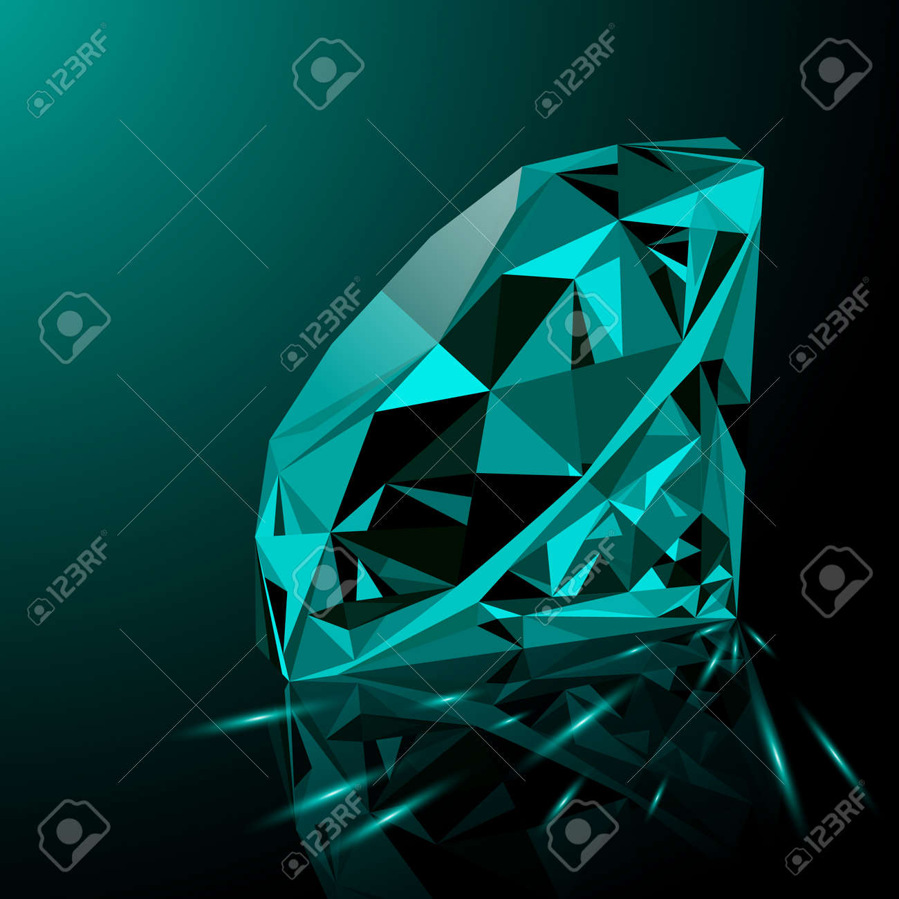 emerald up on online stock jewel background picture close dark dof a shallow