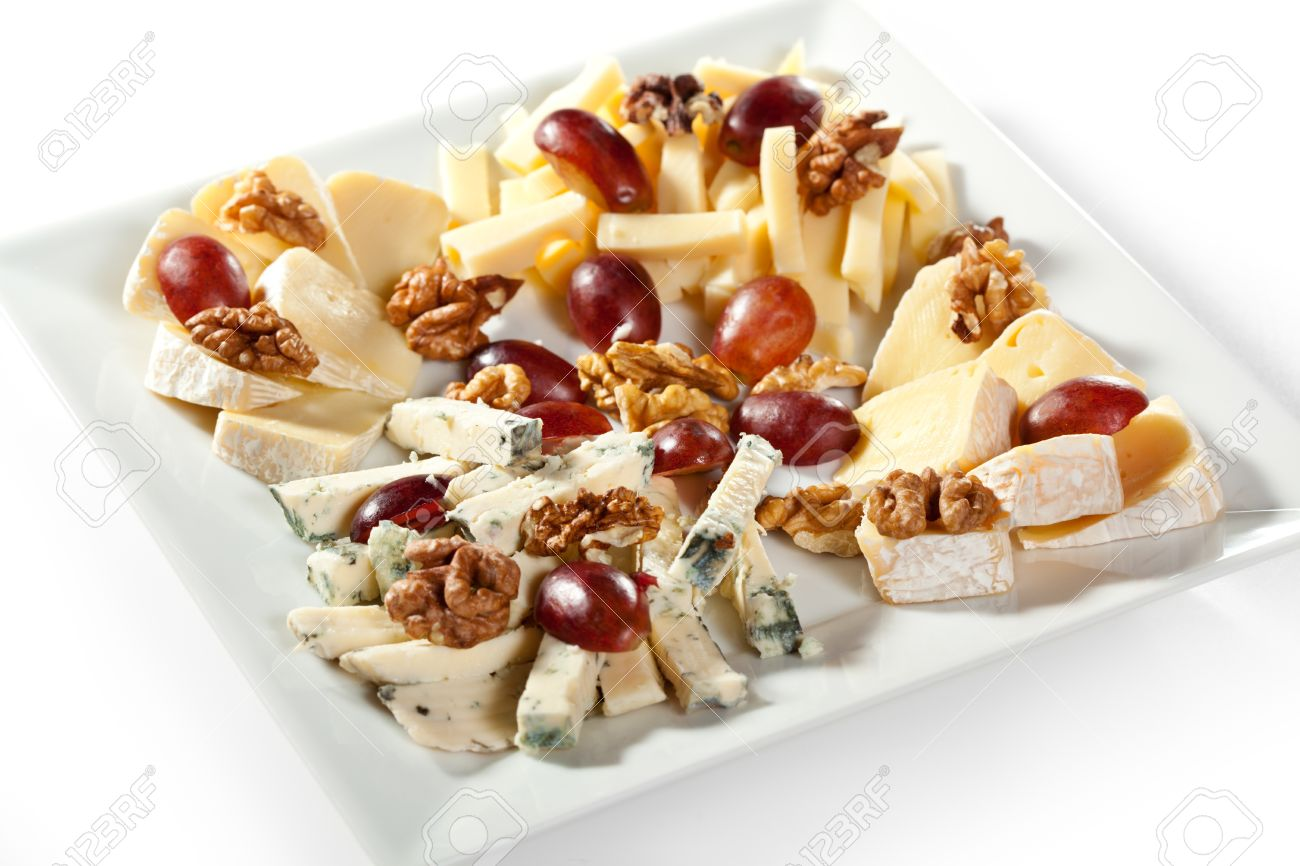 Cheese Platter Stock Photo Picture And Royalty Free Image Image 12466678
