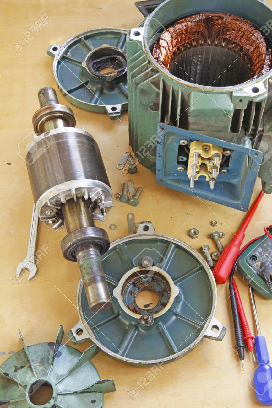 Three Phase Motor Repair - Today Manual Guide Trends Sample •