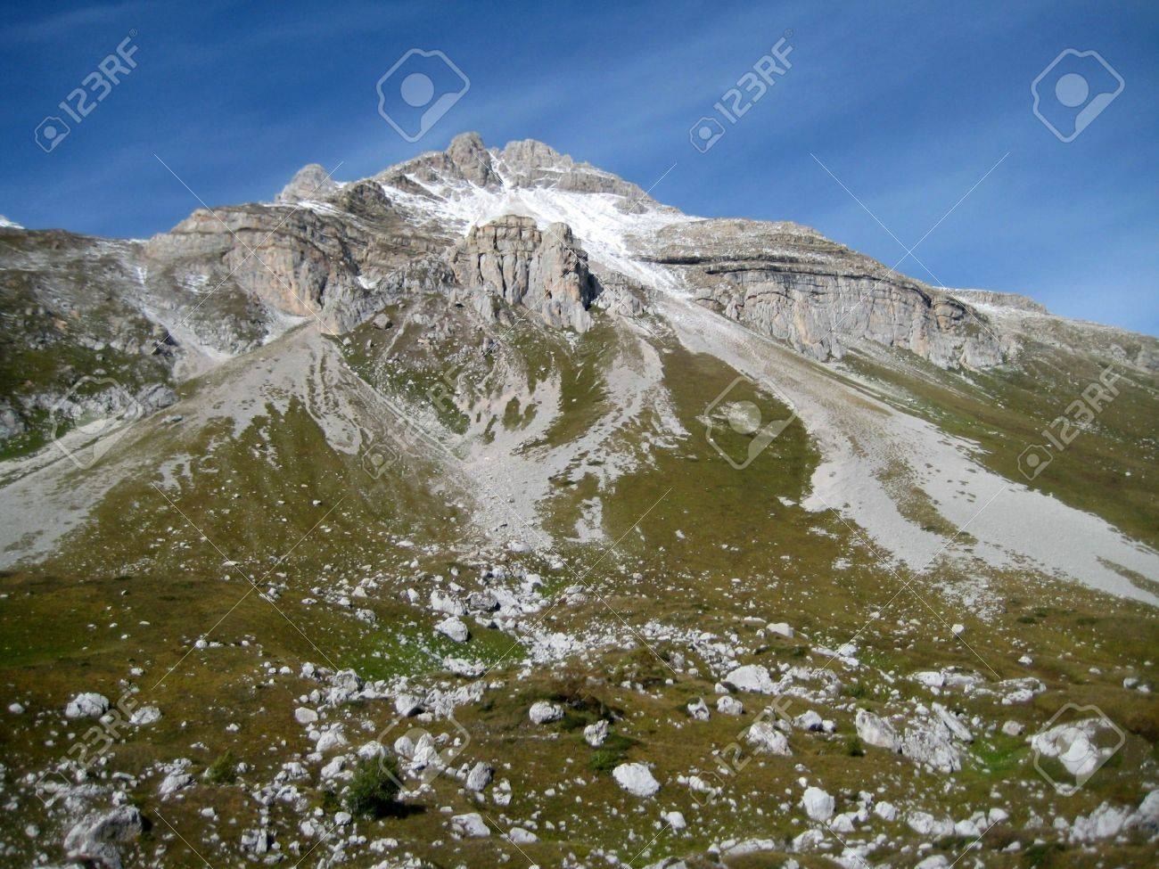 Mountains, caucasus, rocks, a relief, a landscape, the nature, a panorama, a landscape, a ridge, top, breed, the sky, reserve, a pattern, a background, a kind, a structure, a slope, peak, beauty, bright, a file, clouds, snow, a glacier, a stone Stock Photo - 6767476