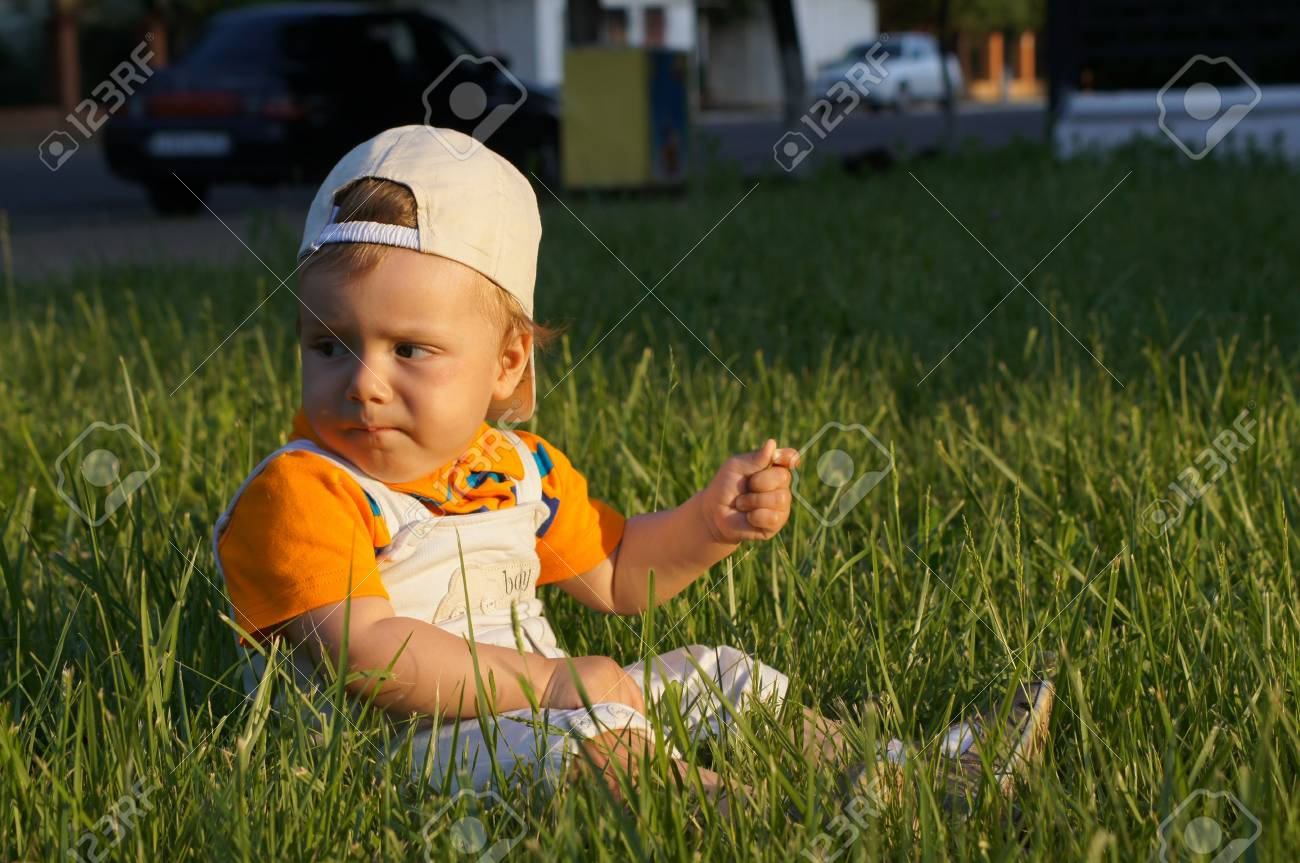 A charming little baby Stock Photo - 14370712