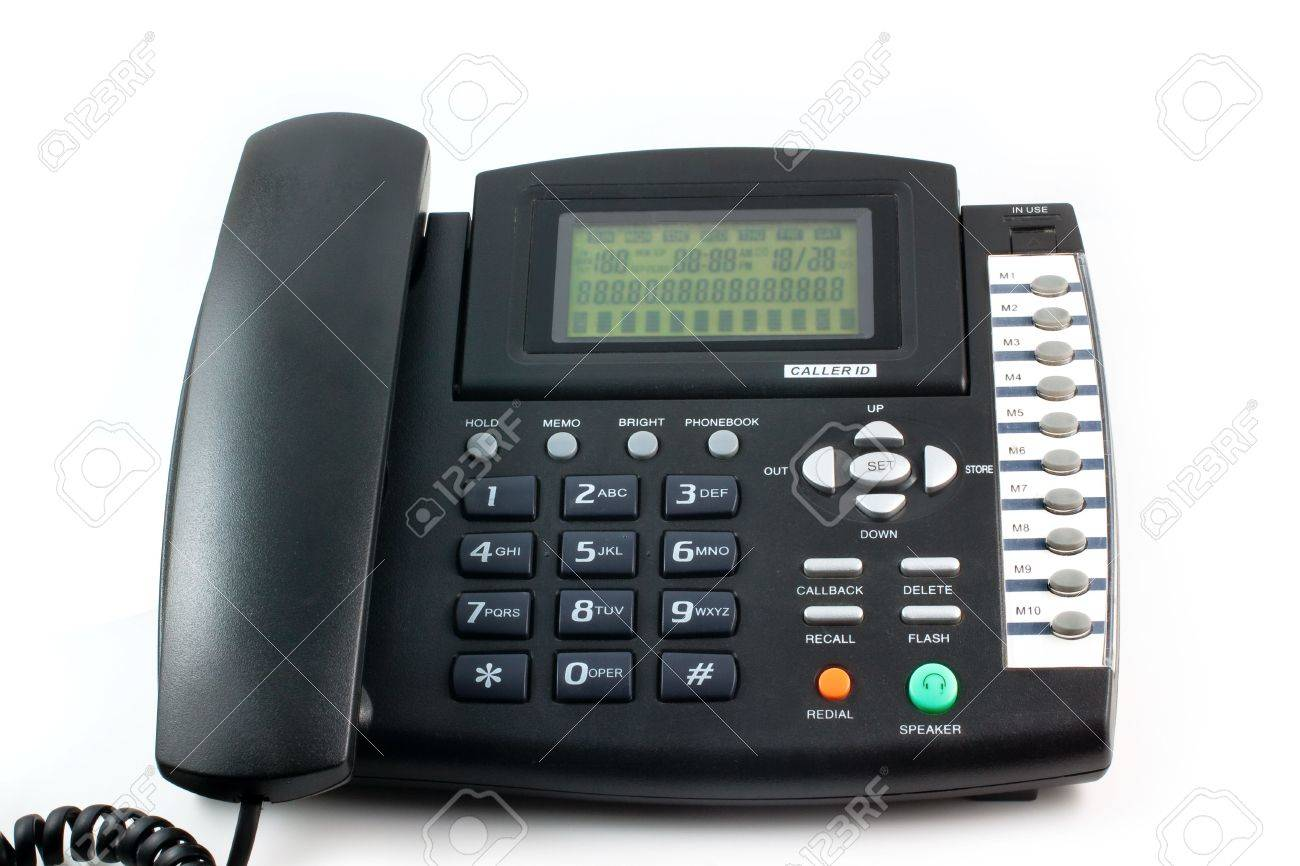 Phone isolated on white background Stock Photo - 5303758