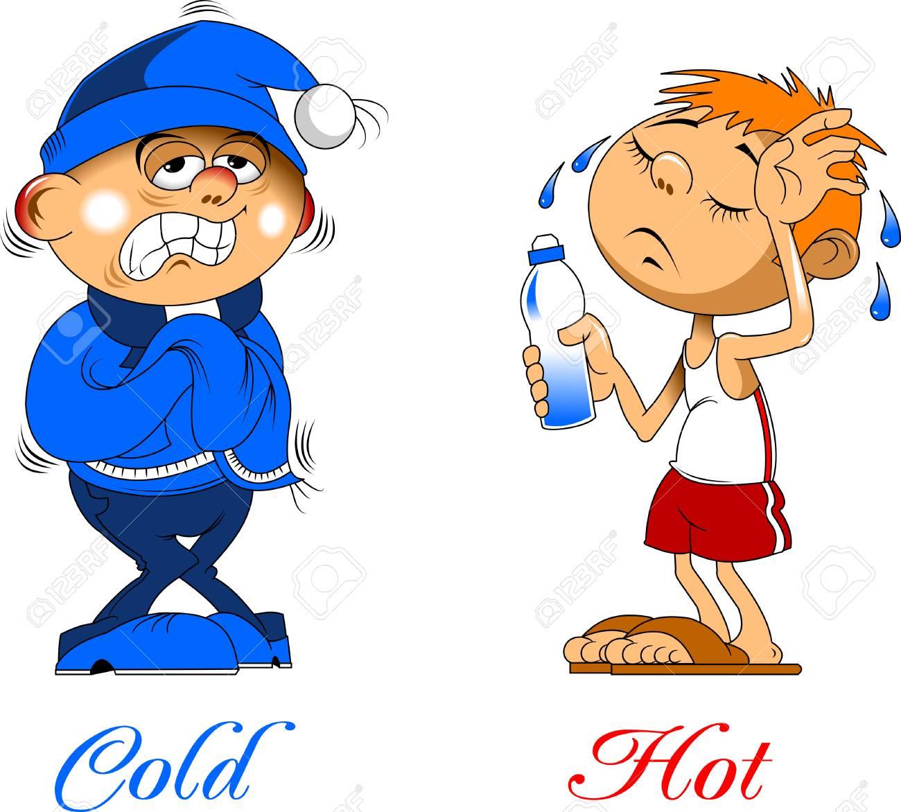 Cold Clip Art