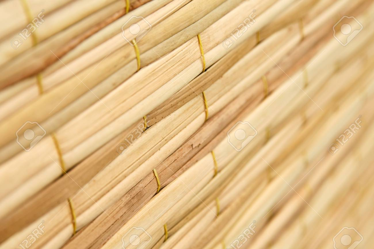 pattern caused by human wisdom. Using natural materials. Stock Photo - 7637597