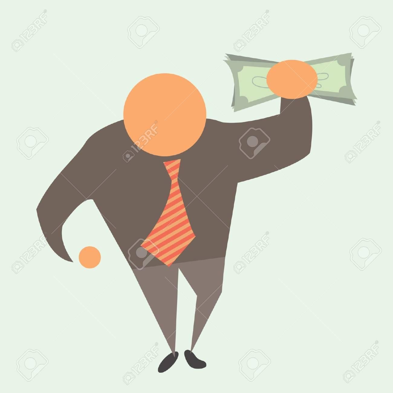 money Stock Vector - 19656354