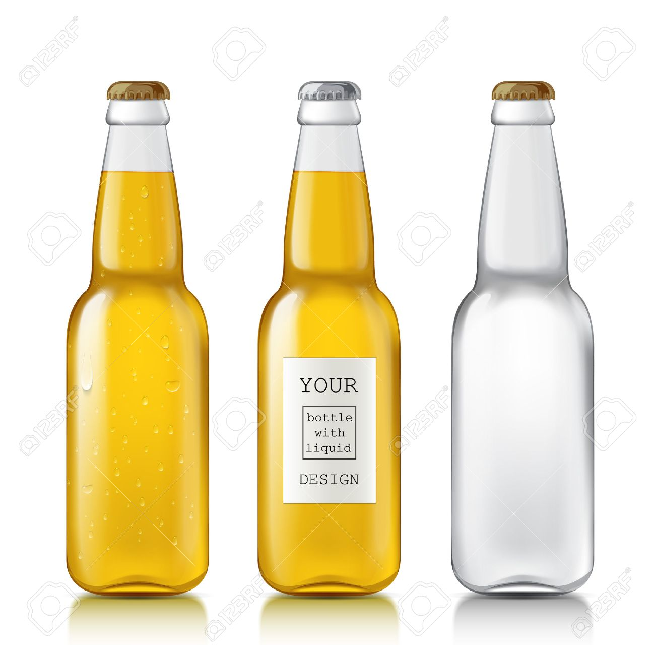 Ausgezeichnet Flaschen Tag Vorlage Zeitgenössisch - Beispiel ...