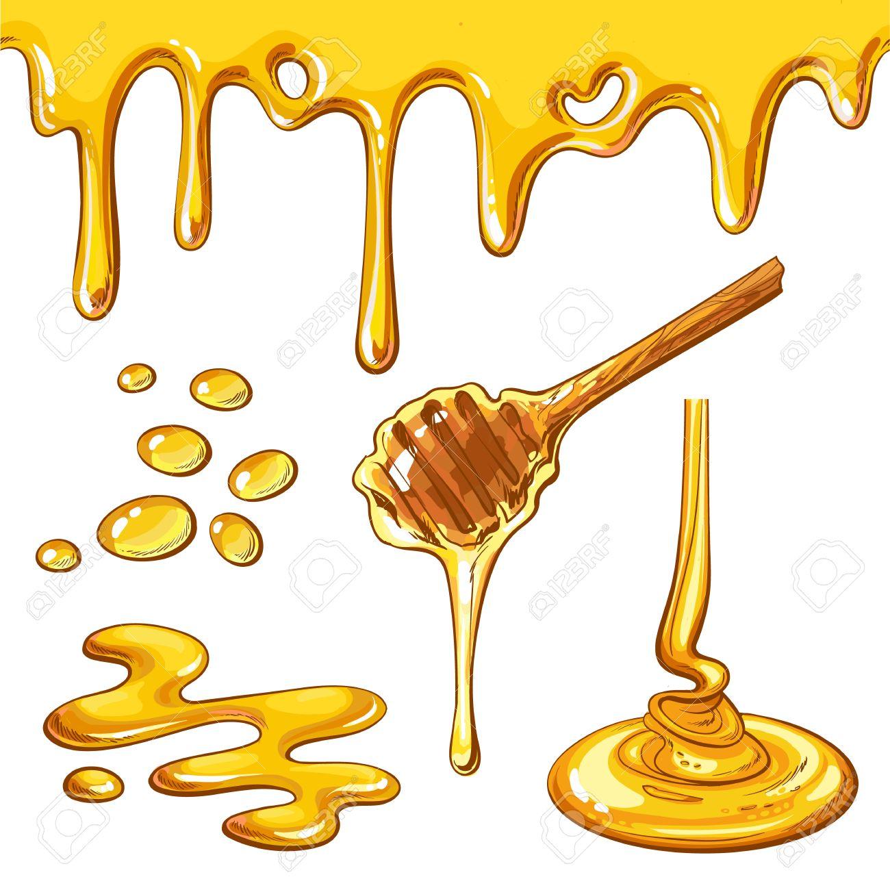Honey Dropps naked 679