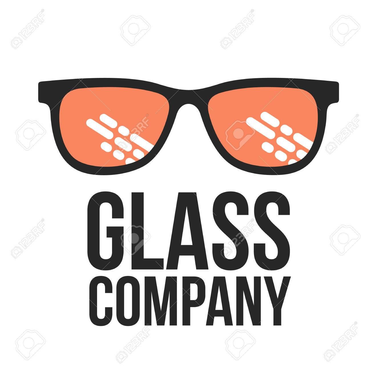 b8986a743f3 Glasses Logo