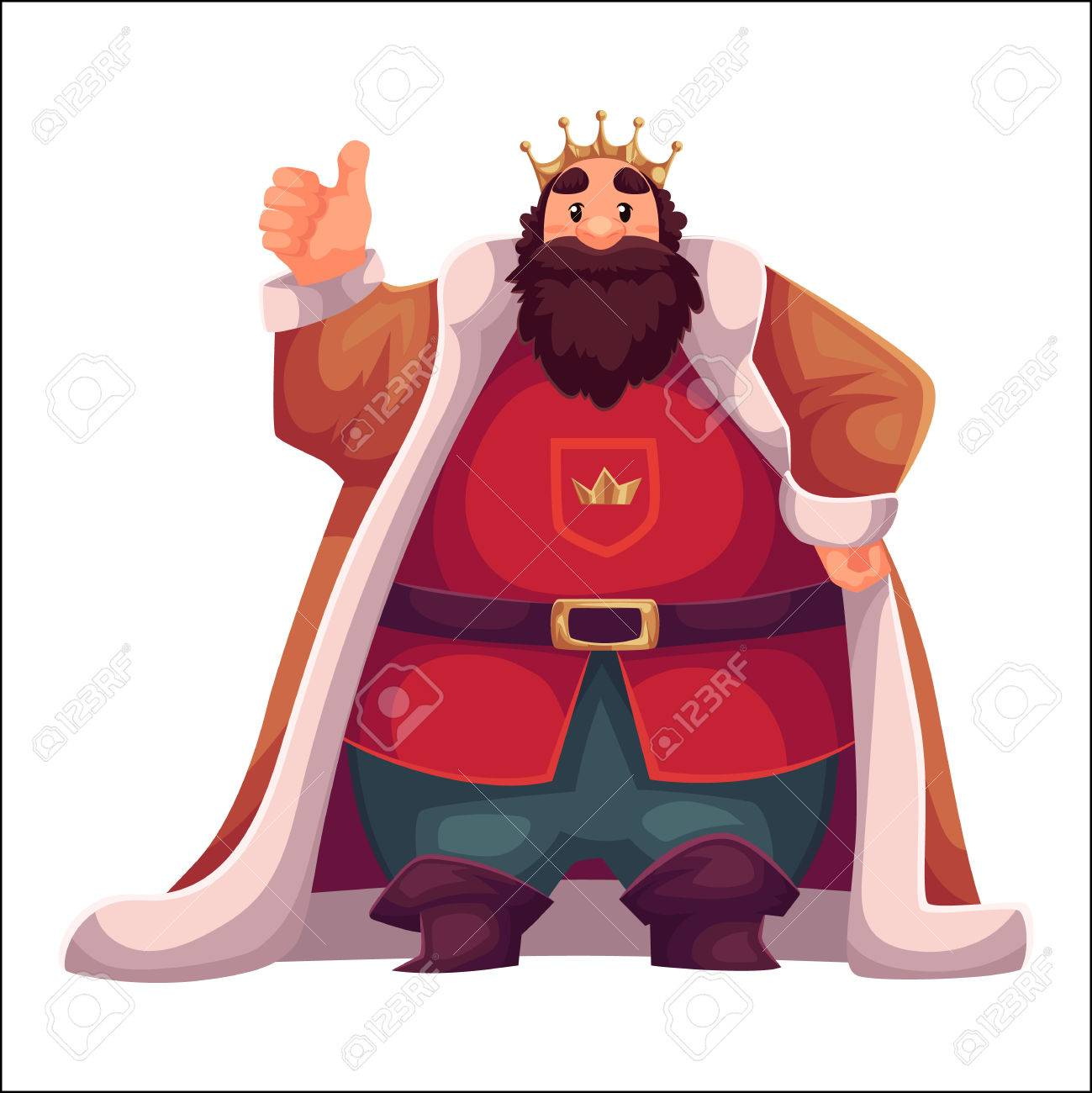 King Wearing Crown And Mantle Cartoon Vector Illustration Isolated Royalty Free Cliparts Vectors And Stock Illustration Image 63578775 460x460 cartoon heart wearing a crown (black amp white line art) by. king wearing crown and mantle cartoon vector illustration isolated