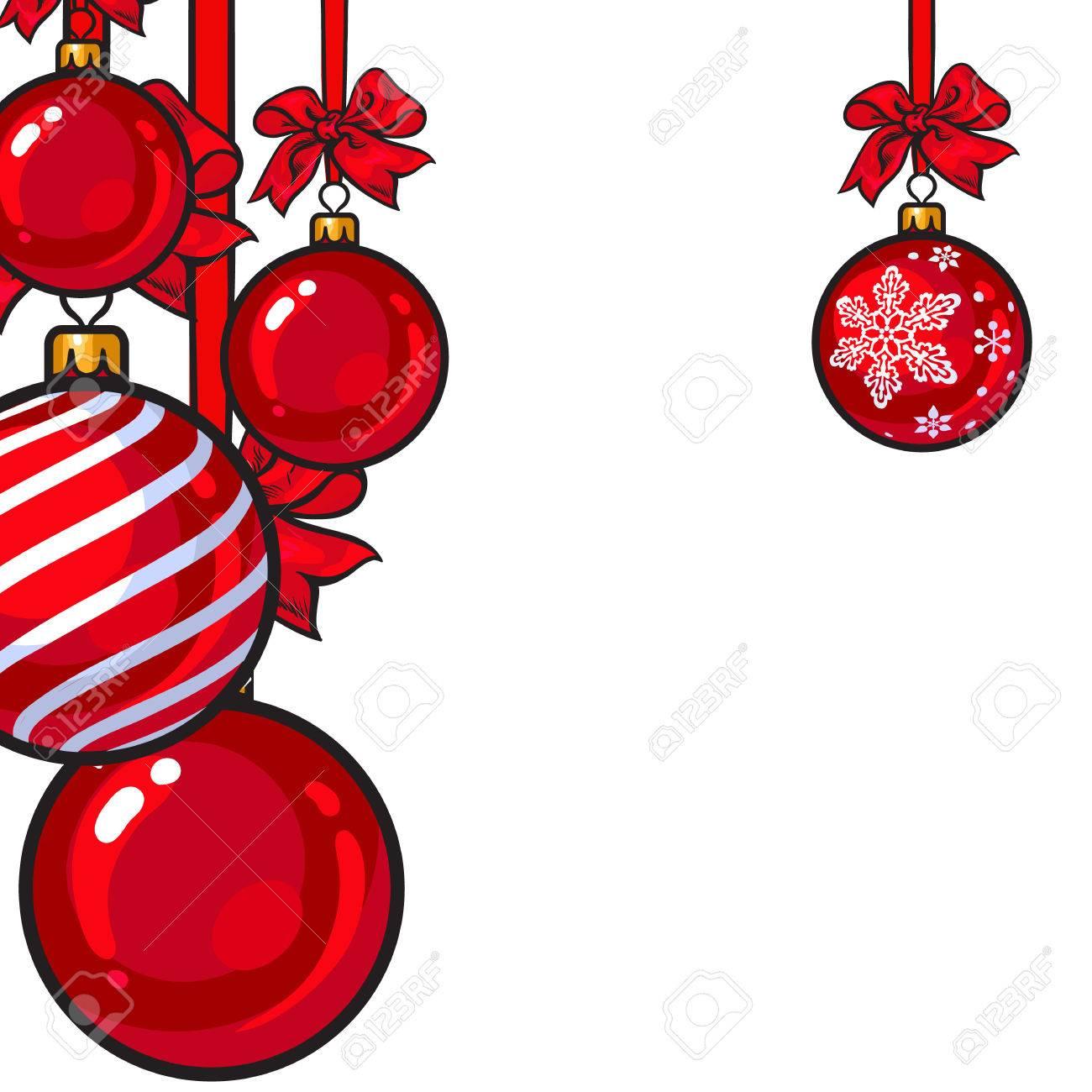 Dibujos De Navidad A Color. De Dibujos Animados De Colores ...
