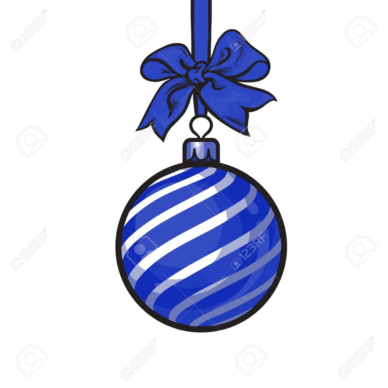 Weihnachtskugeln Vorlage Kostenlose Vektor 7