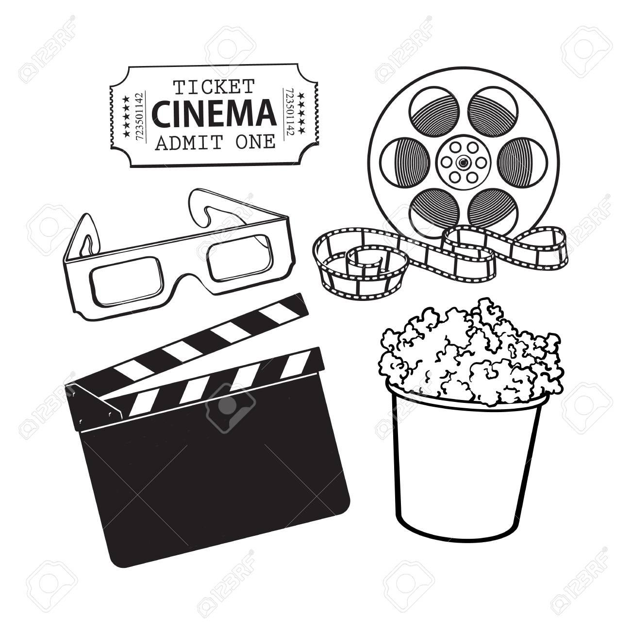 """Résultat de recherche d'images pour """"cinema dessin"""""""