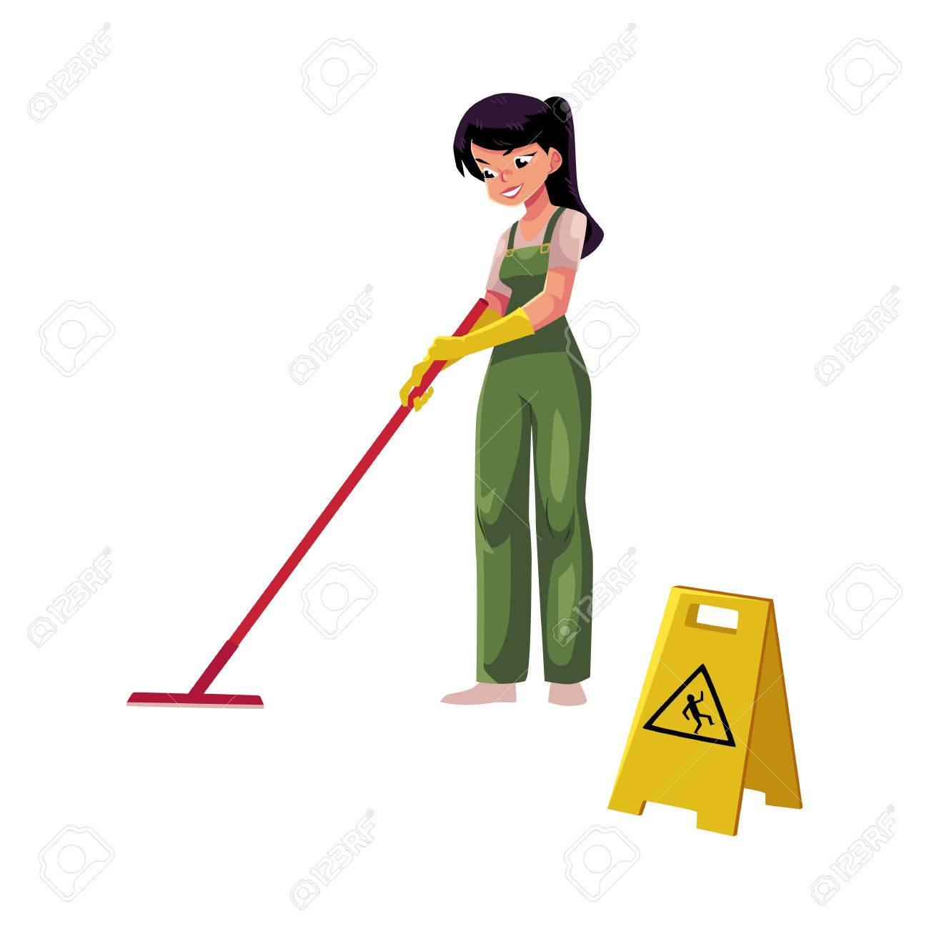 Femme de service