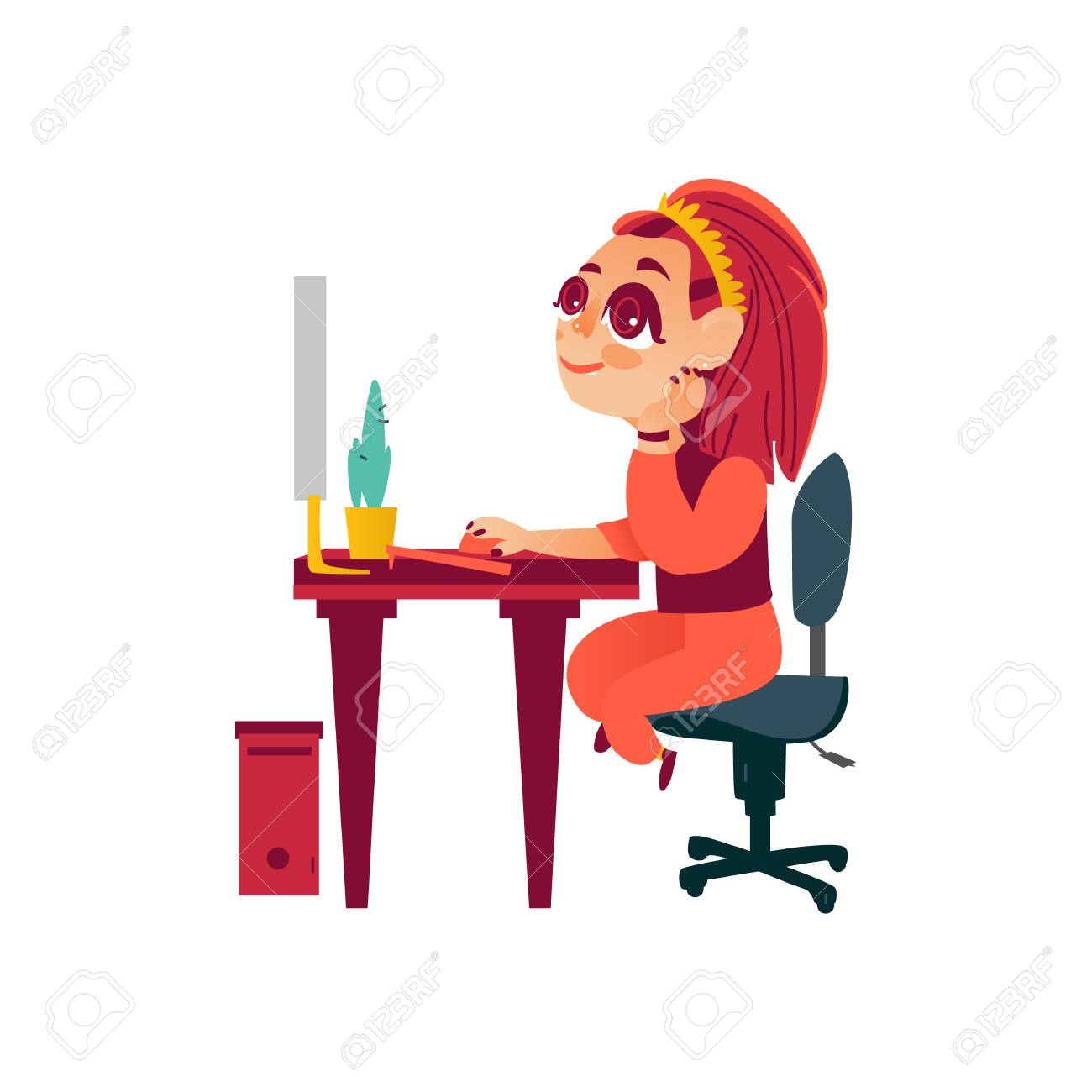 Clipart Funny Computer - ClipArt Best