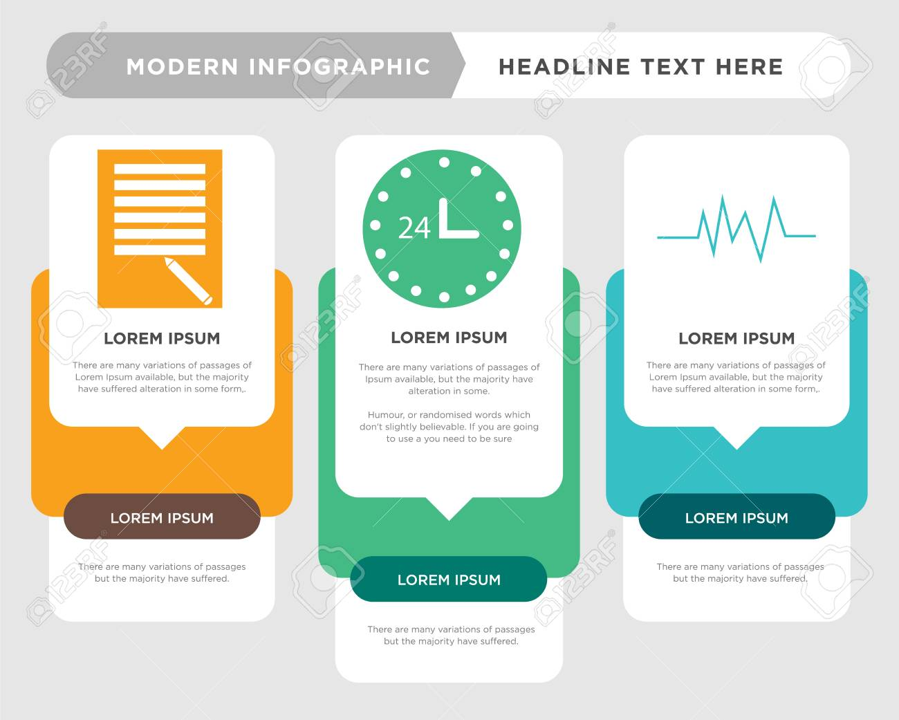 Pulse business infographic template the concept is option step pulse business infographic template the concept is option step with full color icon can be ccuart Choice Image
