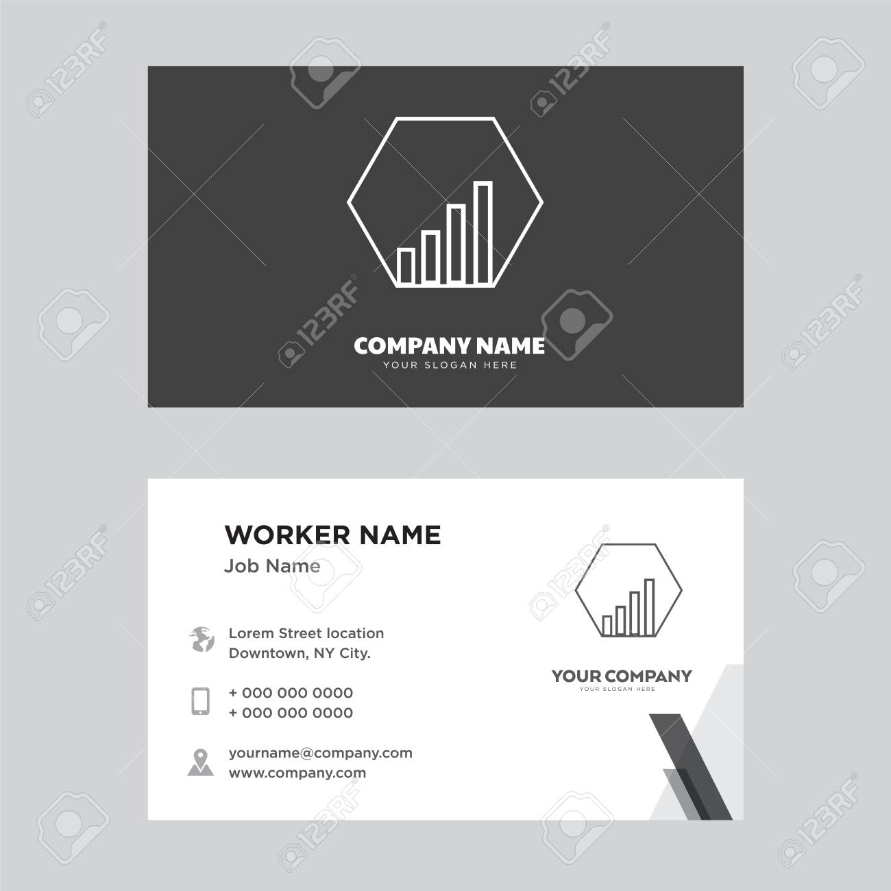 Diamond business card design template visiting for your company diamond business card design template visiting for your company modern creative and clean identity colourmoves
