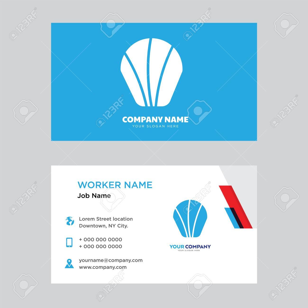 Sea shell business card design template visiting for your company sea shell business card design template visiting for your company modern horizontal identity card colourmoves