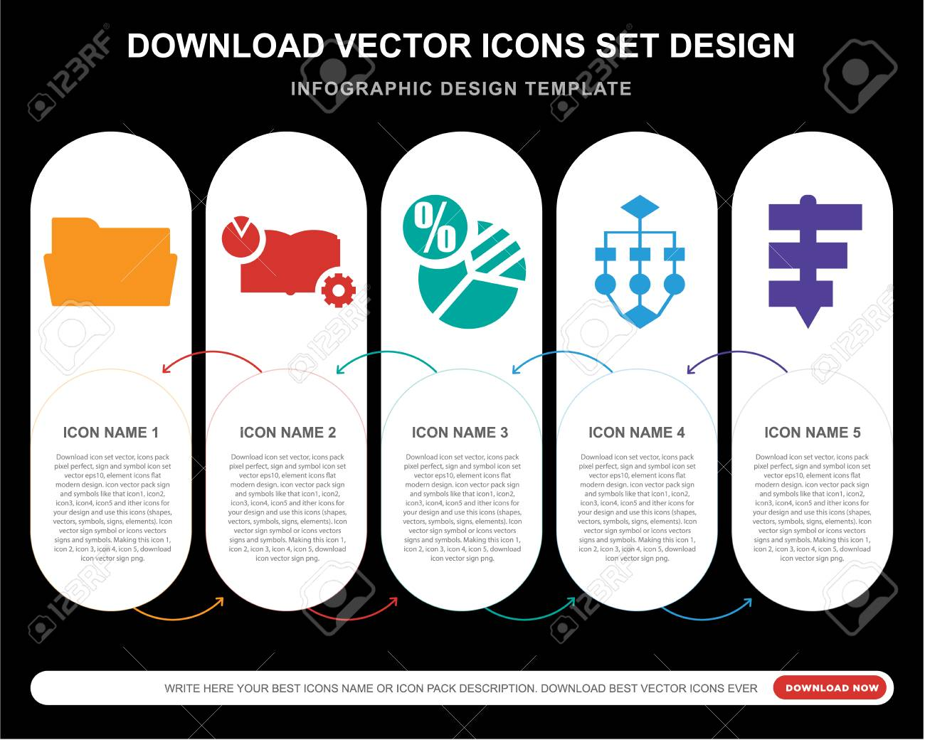 Folder Icons Book