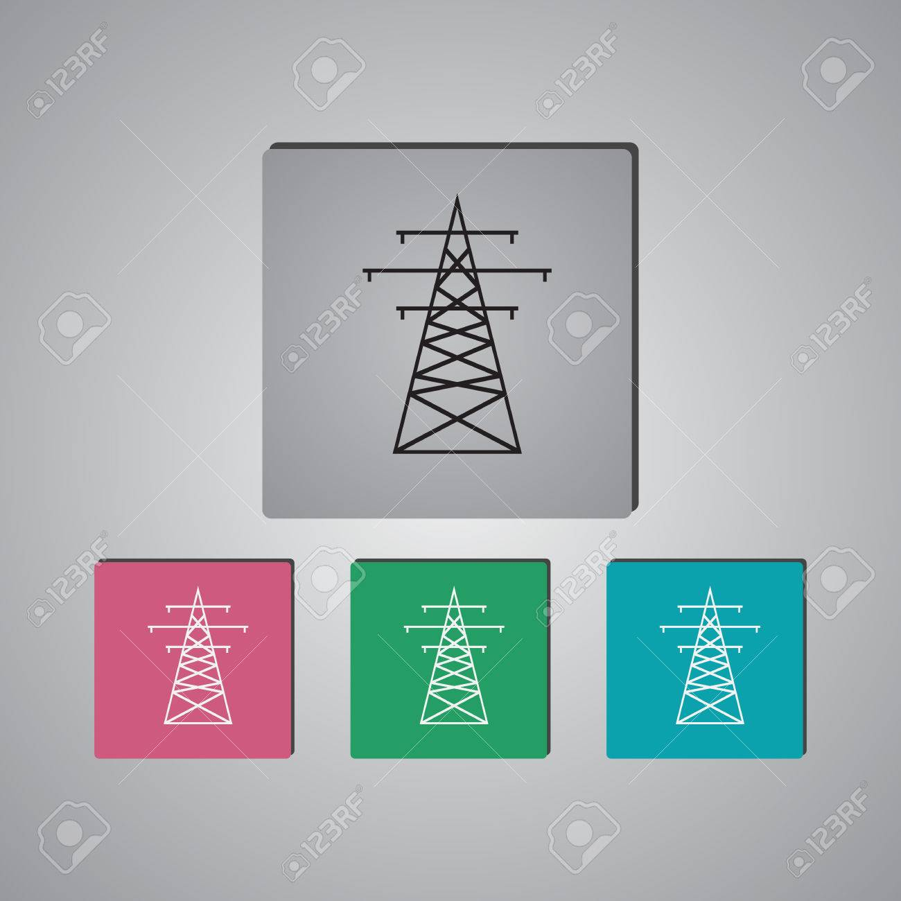 Magnificent Triangle Wire Pole Images - Electrical and Wiring ...