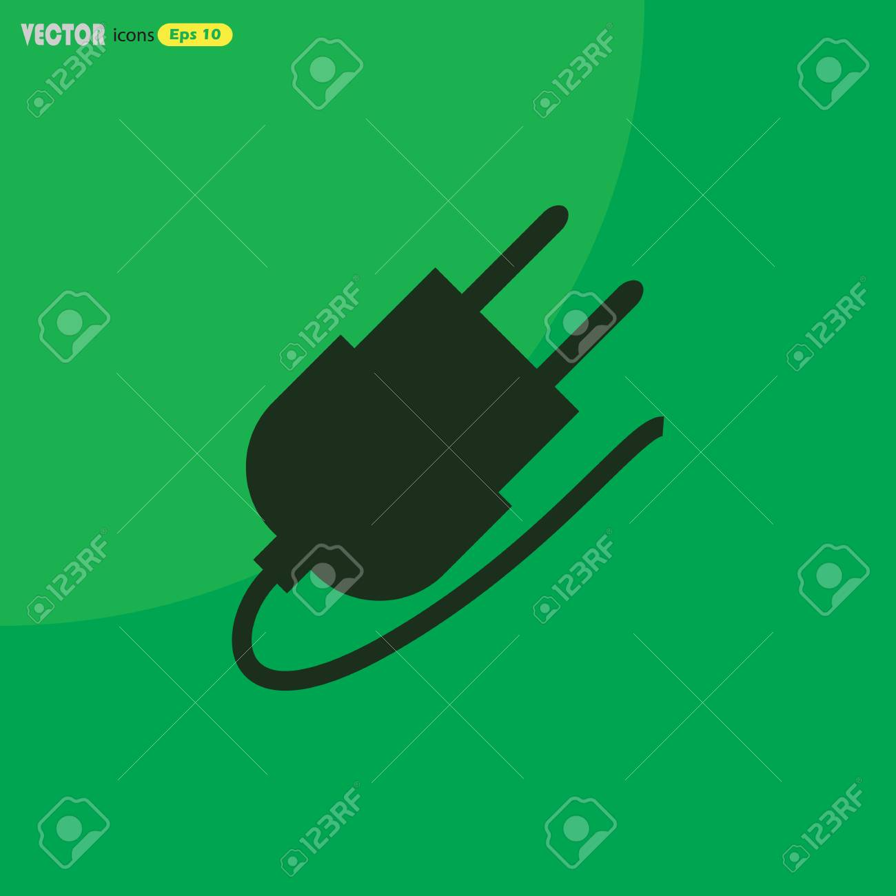 Berühmt Symbol Elektrischer Erdungskabel Fotos - Elektrische ...