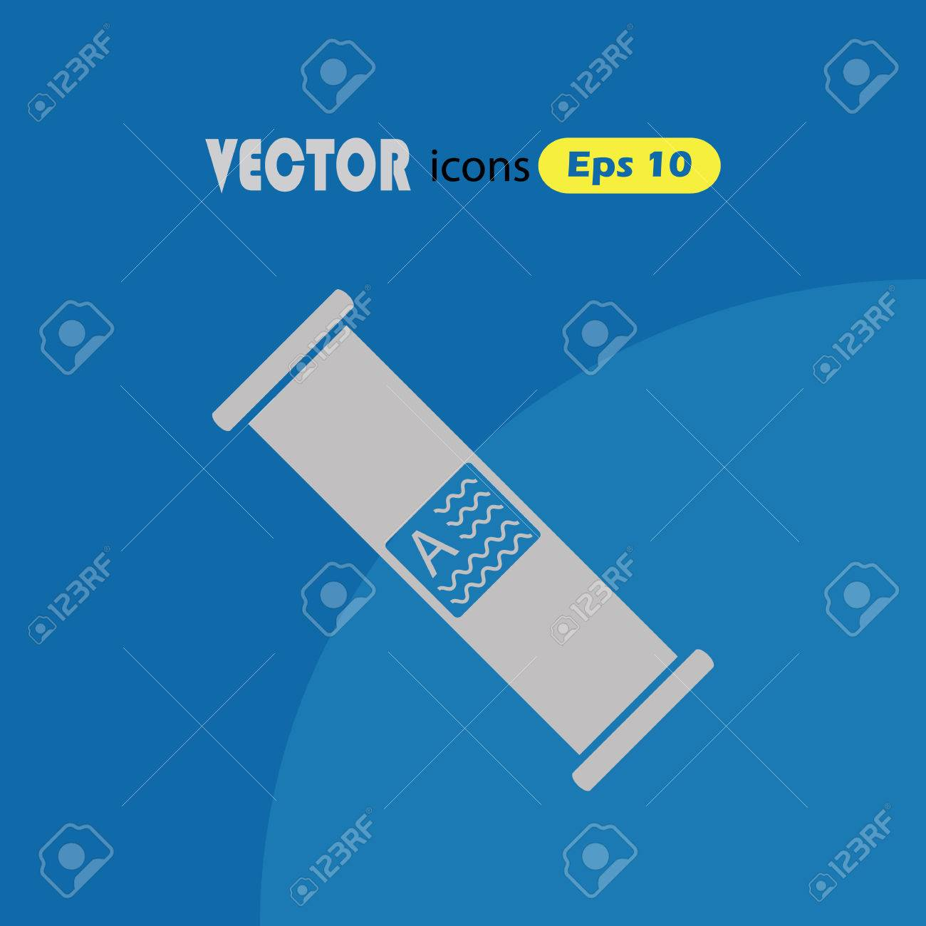 Electric Fuse Vector Icon Royalty Free Cliparts, Vectors, And Stock ...