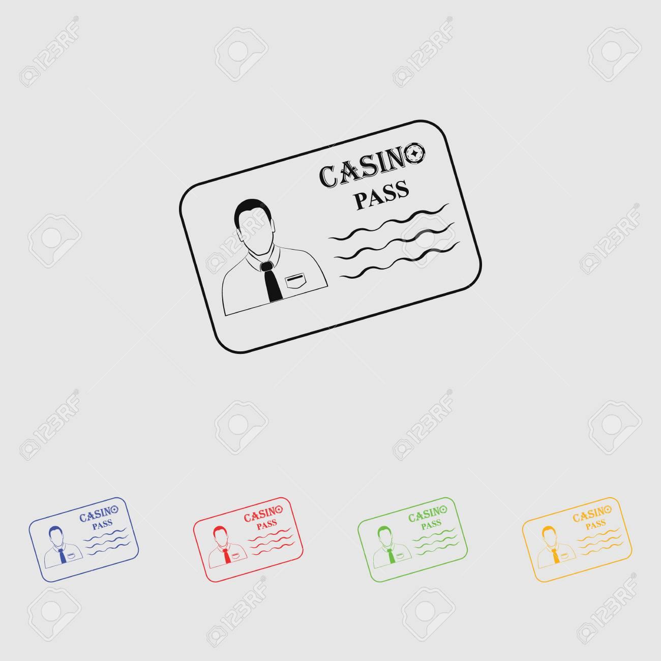 casino pass